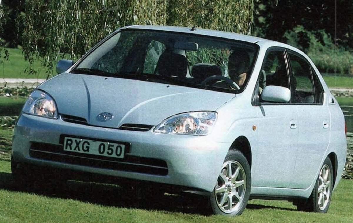 Bien connu Philippe B. de l'Arc - Voiture electrique - Toyota Hybrides GV25